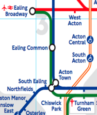 Under Ground Tube Map